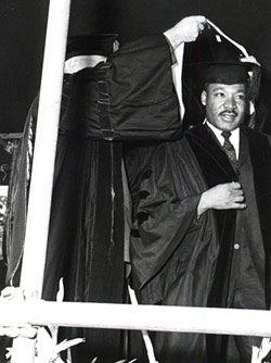 Martin Luther King JR. timeline | Timetoast timelines
