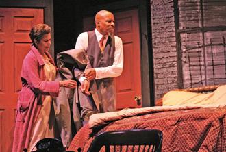 BWW Review: DEATH OF A SALESMAN at Ensemble Theatre Company