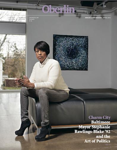Oberlin Alumni Magazine