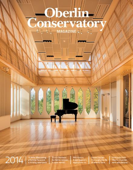Conservatory Magazine