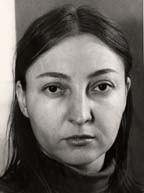 portrait of Athena Tacha, 1971
