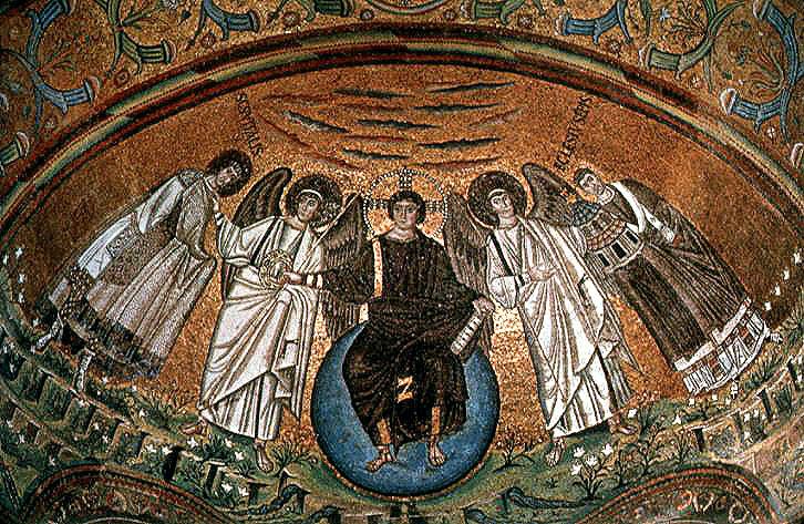 photo essay on byzantine art and architecture