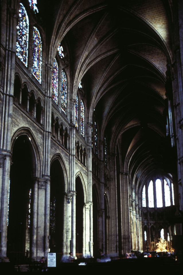 Chartres Cathedral Nave | www.imgkid.com - The Image Kid ...