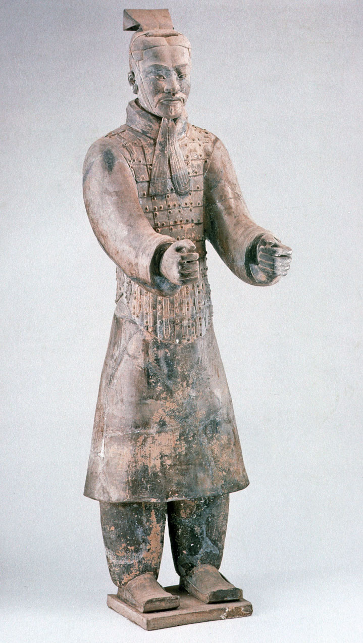 qin dynasty culture and art relationship