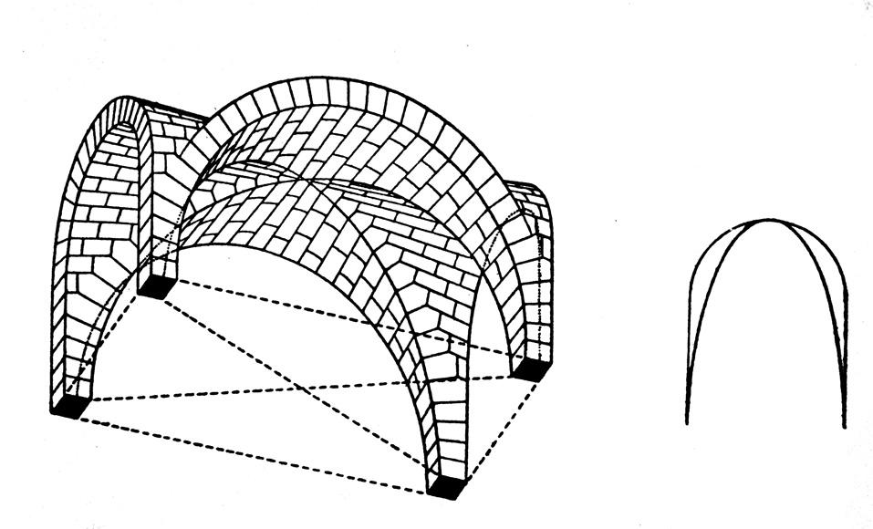 barrel vault diagram - photo #6