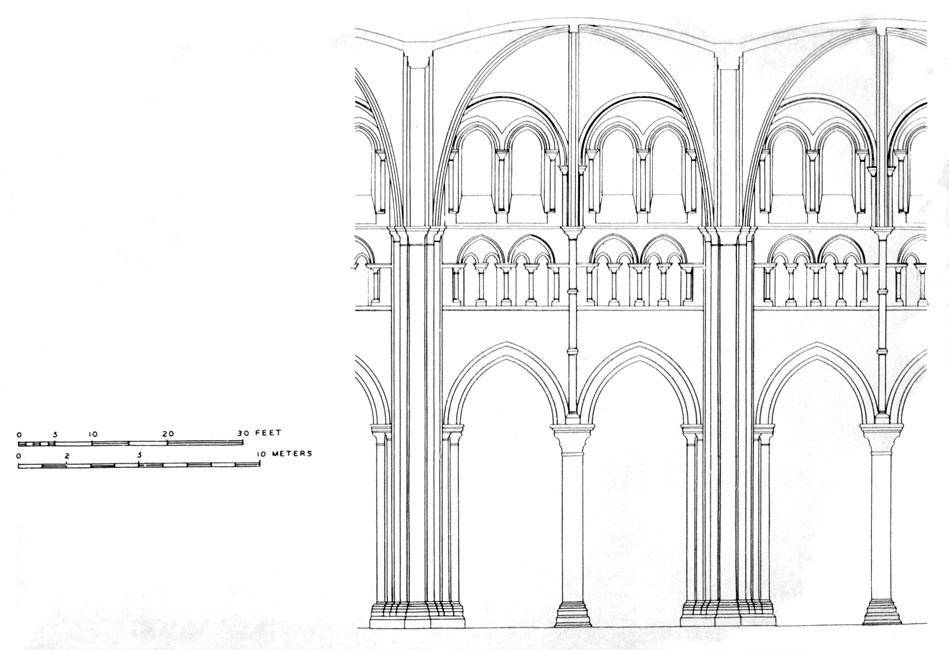 French Gothic Ca1150 Sens France