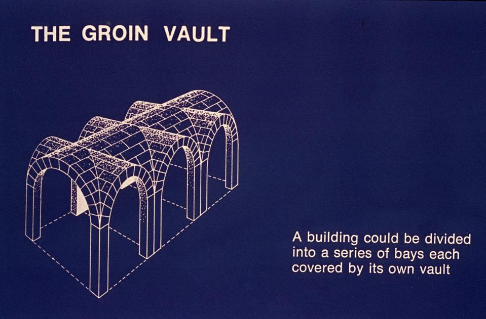 barrel vault diagram - photo #23