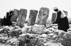 H.G. May Archaeology of Palestine